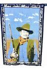 NWOT Vintage John Wayne Soft Wall Hanging Tapestry