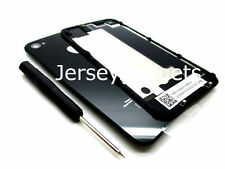 Replacement Rear Glass Back Cover Battery Door For iphone 4s A1387 Tool Black