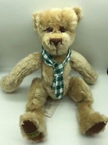 "Rare Merrythought Ironbridge Shropshire Floppy Joe Mohair 15"" Bear Limited Editi"