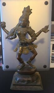Indian Bronze Shiva 17th century. Very good condition