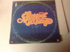 FLEETWOOD MAC - in Chicago LP (1st US Pressing on BLUE HORIZON) Very Rare