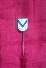 1960s VV DE GRAAFSCHAP FOOTBALL CLUB HOLLAND ENAMEL LAPEL BADGE NETHERLANDS VG