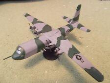 Built 1/144: American LOCKHEED AC-130 SPECTRE Gunship Aircraft USAF