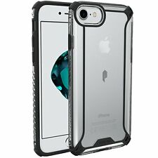 For iPhone 7 Case Poetic Soft Shock proof Protective Bumper TPU Cover Black