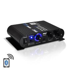 Pylehome Mini Blue Pfa330bt Amplifier - 90 W Rms - 2 Channel - 20 Hz To 20 Khz -