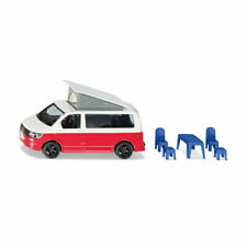SIKU 1922 1/50 VW T6 California With Movable Roof and Accessories