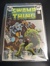 Wow! SWAMP THING #6 **SIGNED BY B. WRIGHTSON!** 9.2 GEM! *SIGNATURE GUARANTEED!*