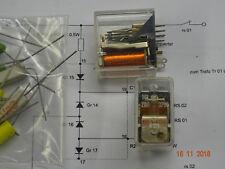 Schutzschaltung mit Relais EKD 100, 300, 500 / EZ100