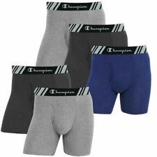 "Champion Elite Men's Boxer Briefs 5 Pack Everyday Fit Size M 32""-34"""