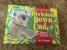 Learning Resources Divison and Multiplication Card Game ages 8+