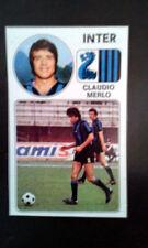 FIGURINA CALCIATORI PANINI MERLO 1976-77 rec