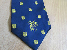 NAGANO Japan 1998 Winter OLYMPICS Tie - SEE PICTURES