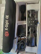 atn x-sight 4k pro 3-14x