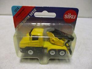 Siku Wrecker Truck 1014