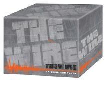 The Wire (Bajo Escucha) SERIE COMPLETA EN DVD CASTELLANO EDICION ESPAÑA NUEVA
