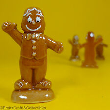 Wade Whimsies (2009) Gingerbread Family Series - Gingerbread Father