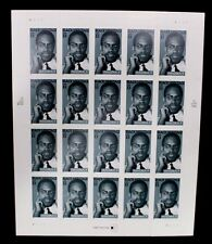 1999 MNH Black Heritage Malcolm X 20 Full .33 Stamp Sheet Scott #3273