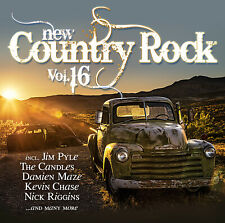 CD New Country Rock Vol.16 von Various Artists