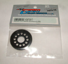 MINI-T LATE MODEL 61 TOOTH GPM ALLOY SPUR GEAR BLACK HSMT061T