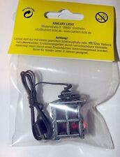 Lanterna Stagno 3,5 V 20639 Kahlert per presepe Presepio Illuminazione