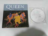 QUEEN A KIND OF MAGIC CD + LIBRO EDICION ESPECIAL EMI 1991 EU EDITION SOLD OUT