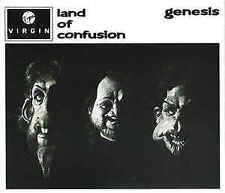 Land of Confusion Genesis CD STILL MINT AND FACTORY SEALED Phil COLLINS