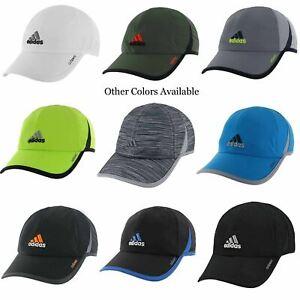 Mens Adidas Adizero Superlite Cap ClimaCool Hat Black Red Blue Gray Green White