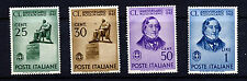 ITALY 1942 Complete Rossini 150th Anniversary Set SG 579 to SG 582 MINT