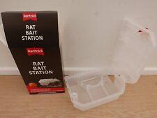 RENTOKIL LOCKABLE RAT BAIT STATION