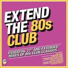 EXTEND THE 80S-CLUB First Choice;Mandy Smith;Bananarama;Mel & Kim 3 CD NEU