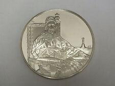 Franklin Mint Art Treasures of the Vatican Medal Pope Clement IX