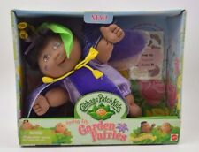 NEW NIB CABBAGE PATCH KIDS 1999 GARDEN FAIRIES Trudi Lily