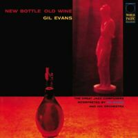 Gil Evans - New Bottle, Old Wine [New Vinyl LP] 180 Gram