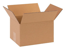 10x8x6 Corrugated Shipping Boxes - 25 Boxes