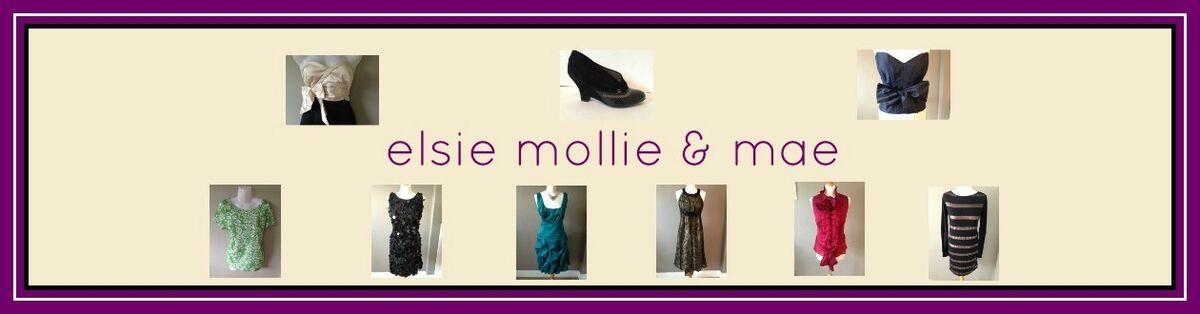 Elsie Mollie and Mae