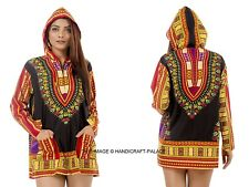 Jungo Shirt Dashiki Mexican African Tribal Top Jacket Men Hippie Colorful Coats