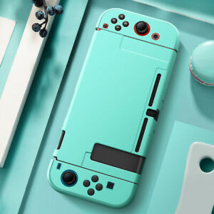 Contrast Colors of Hard Case Cover for Nintendo Switch Console and Joycon