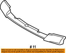 Mercury FORD OEM Mountaineer Bumper Face-Foam Impact Absorber Bar 6L9Z17C882AA