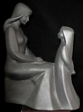 """Royal Doulton Figurine """"Mother And Daughter"""" Hn 2843 - Images Series"""