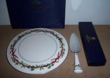 Holly Ribbons Royal Worcester Porcelain & China