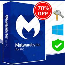 Malware_bytes Anti_Malware Premium 1PC Lifetime 2021✔️