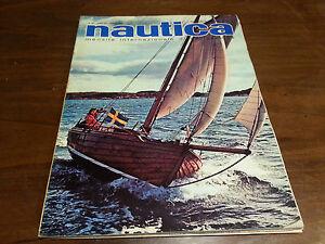 Rivista Nautica giornale NAUTICA anno XII  n° 137 Luglio 1973