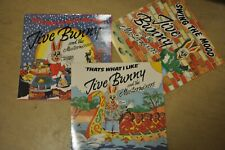 Jive Bunny & the Mastermixers - 3 x LPs - That's What I Like, Swing The Mood etc