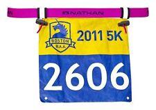 Nathan race number belt running Jogging Triathon unisex 2 colours