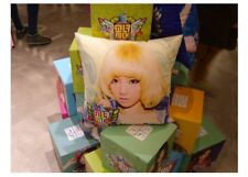 SNSD TAE-YEON EXPRESS POP UP STORE CAFE SM PILLOW COVER CASE GIRLS' GENERATION