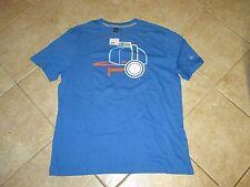 NEW ERA CAP COMPANY FASHION/TRAINING TOP (XXL) NEW W/TAGS $30 (BLUE) SOFT FEEL