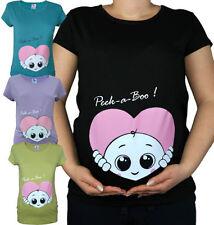 Ropa de maternidad color principal negro 100% algodón
