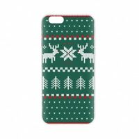 Flavr 26818 Ugly Xmas Sweater iPhone 6/6S Case - Green