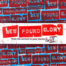 From the Screen to Your Stereo, Vol. 2 by New Found Glory (CD, Sep-2007)
