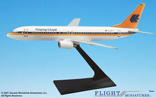Flight Miniatures Hapag Lloyd Airways 1986 Boeing 737-800 1:200 Scale New